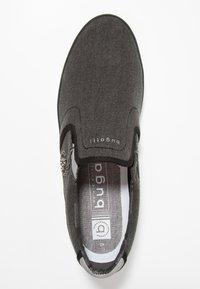 Bugatti - ALFA - Slip-ons - black - 1