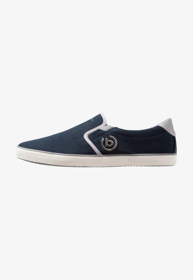 ALFA - Slip-ons - dark blue