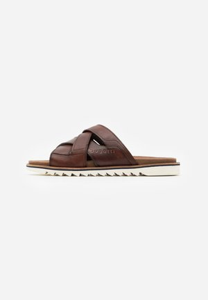 LIMON - Mules - mid brown