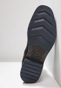 Bugatti - VANDAL - Bottines à lacets - black - 4
