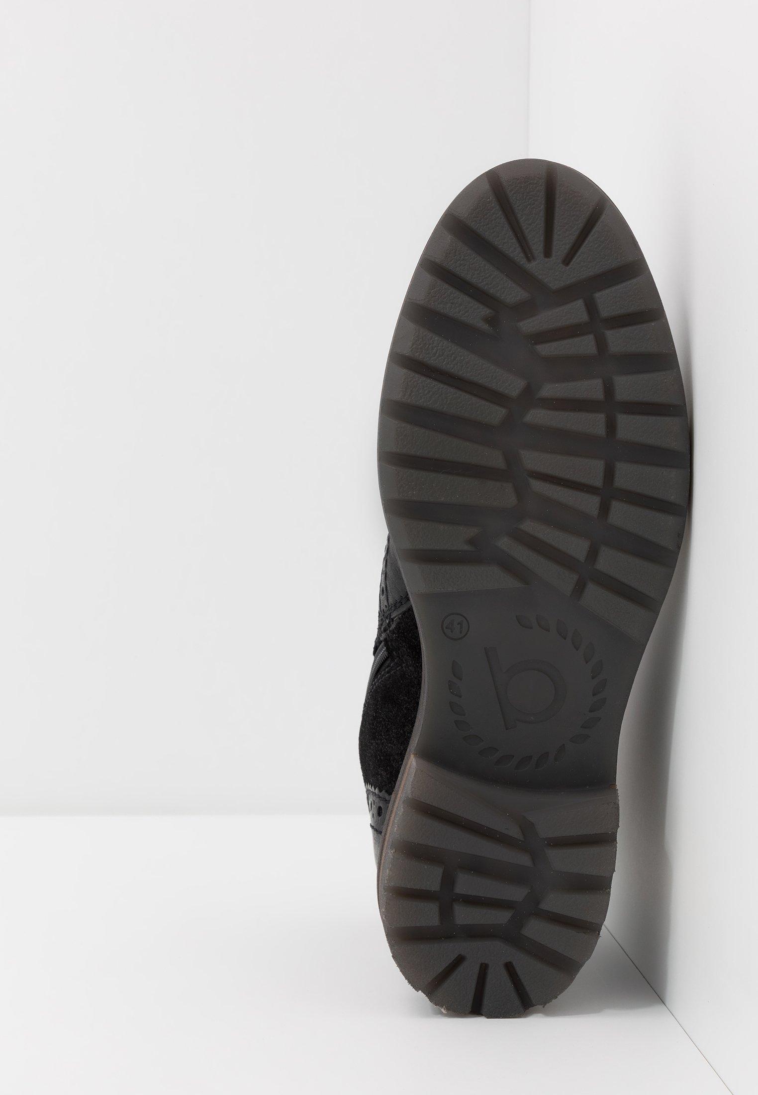 Bugatti SILVESTRO - Bottines à lacets black
