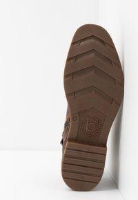 Bugatti - VANDAL - Snørestøvletter - cognac/dark brown - 4
