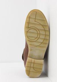 Bugatti - SUB EVO - Lace-up ankle boots - dark brown - 4