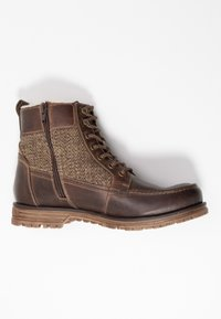 Bugatti - FOX - Lace-up ankle boots - brown - 1