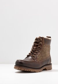 Bugatti - FOX - Lace-up ankle boots - brown - 2