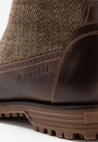 Bugatti - FOX - Lace-up ankle boots - brown - 5