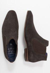 Bugatti - MATTIA - Classic ankle boots - grey - 1