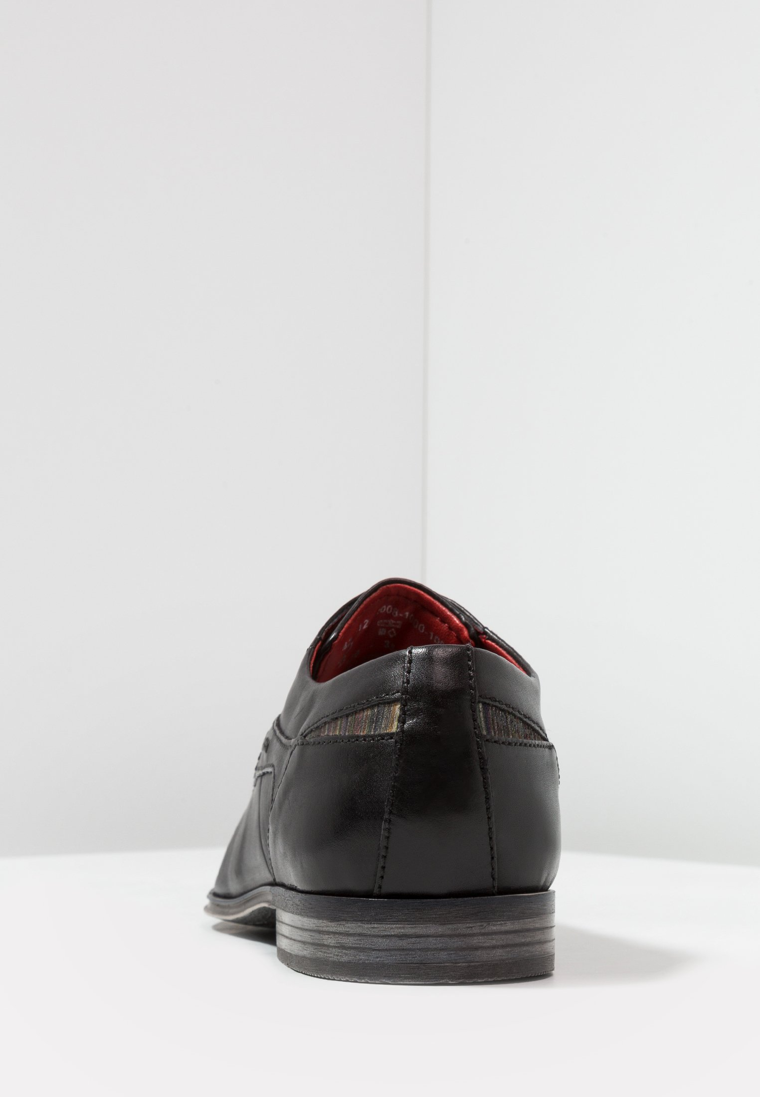 Bugatti MORINO - Derbies & Richelieus - black