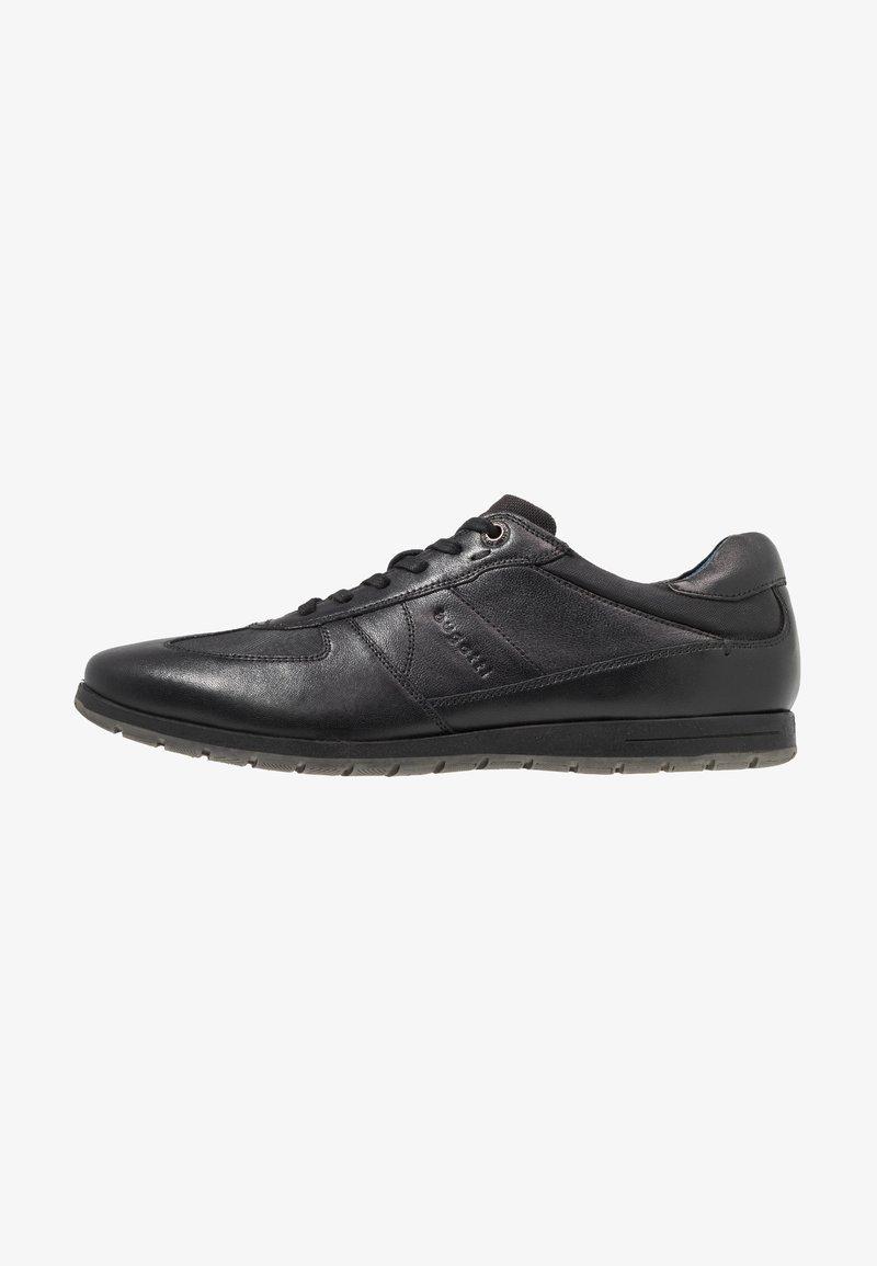 Bugatti - ERMANO - Sznurowane obuwie sportowe - black
