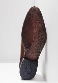 Bugatti - LUANO - Derbies - cognac/brown - 4