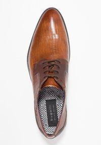 Bugatti - LUANO - Derbies - cognac/brown - 1