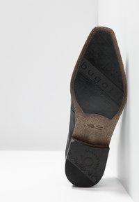 Bugatti - AURELIO - Business-Schnürer - black - 4