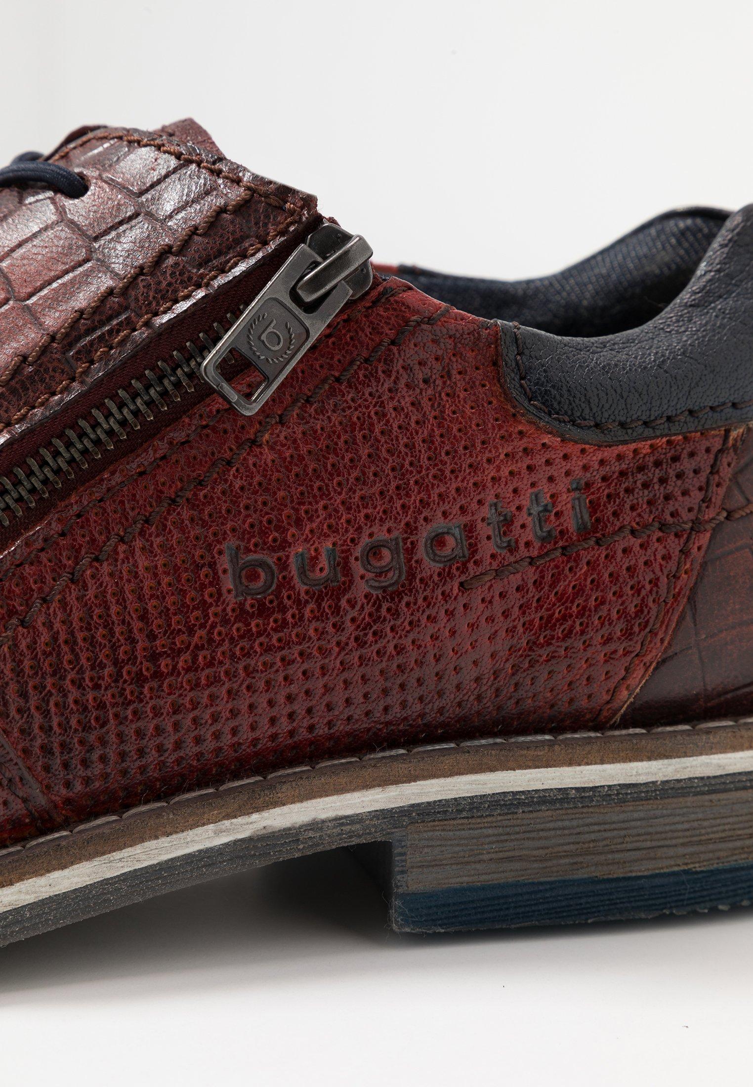 Bugatti Kiano - Schnürer Red Black Friday