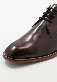Bugatti - MILKO EXKO - Smart lace-ups - brown - 5