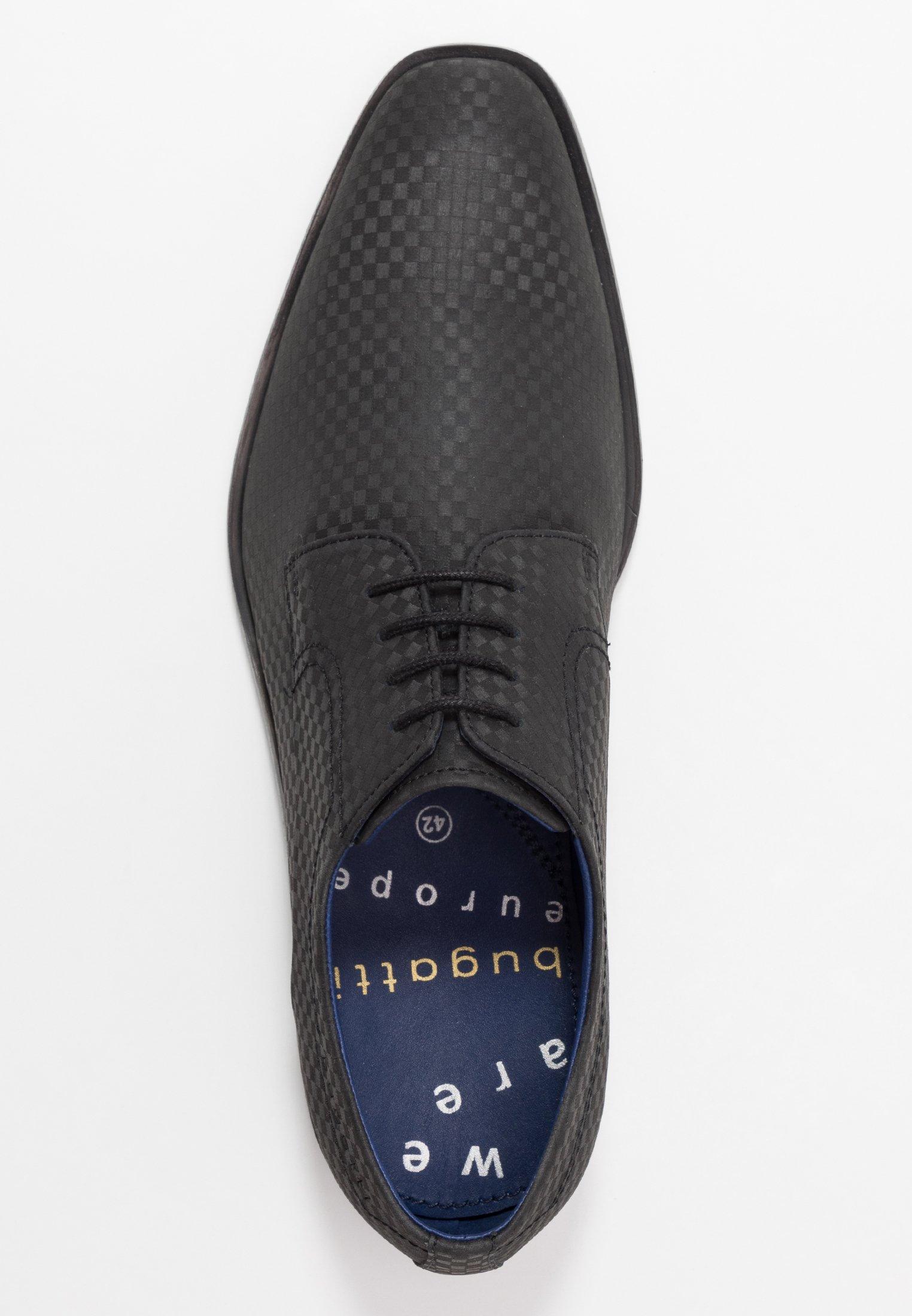 Bugatti MILKO - Oksfordki - black