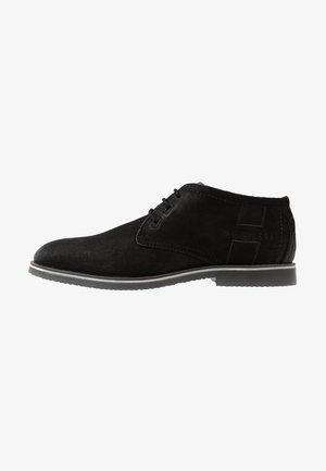 MUZIANO - Casual lace-ups - black
