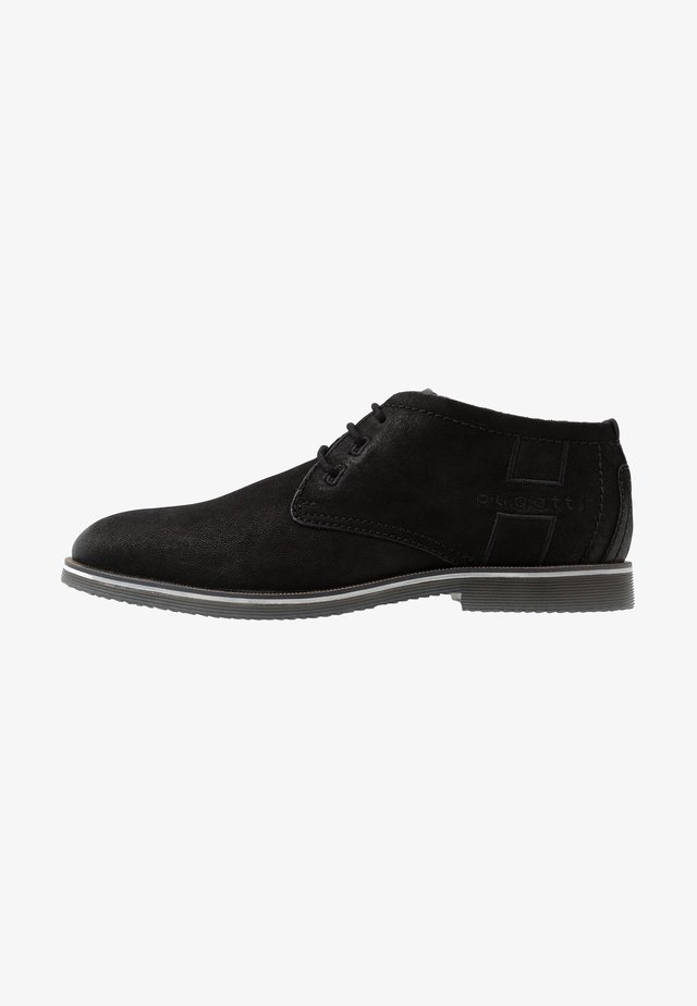 MUZIANO - Casual lace-ups - black