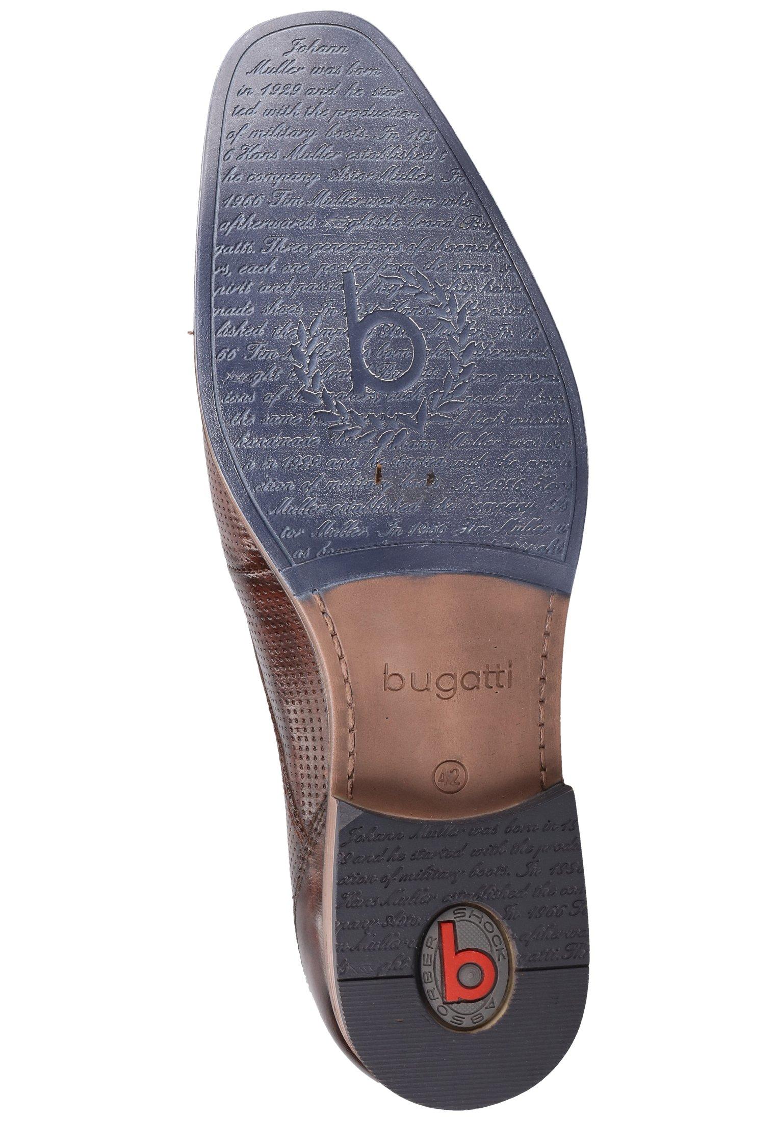 Bugatti Derbies & Richelieus - Brown