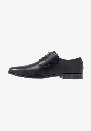 LUCAS - Smart lace-ups - dark blue
