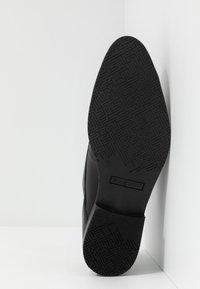 Bugatti - LUCIUS - Smart lace-ups - black - 4