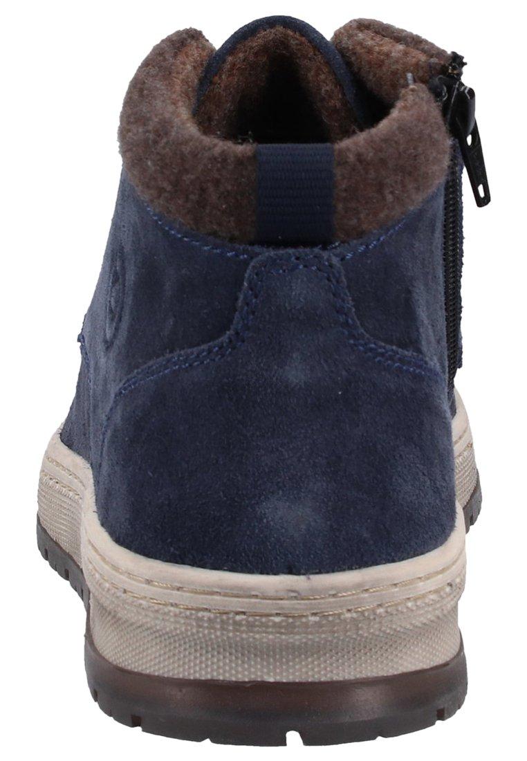 Bugatti Sneakersy wysokie - blue