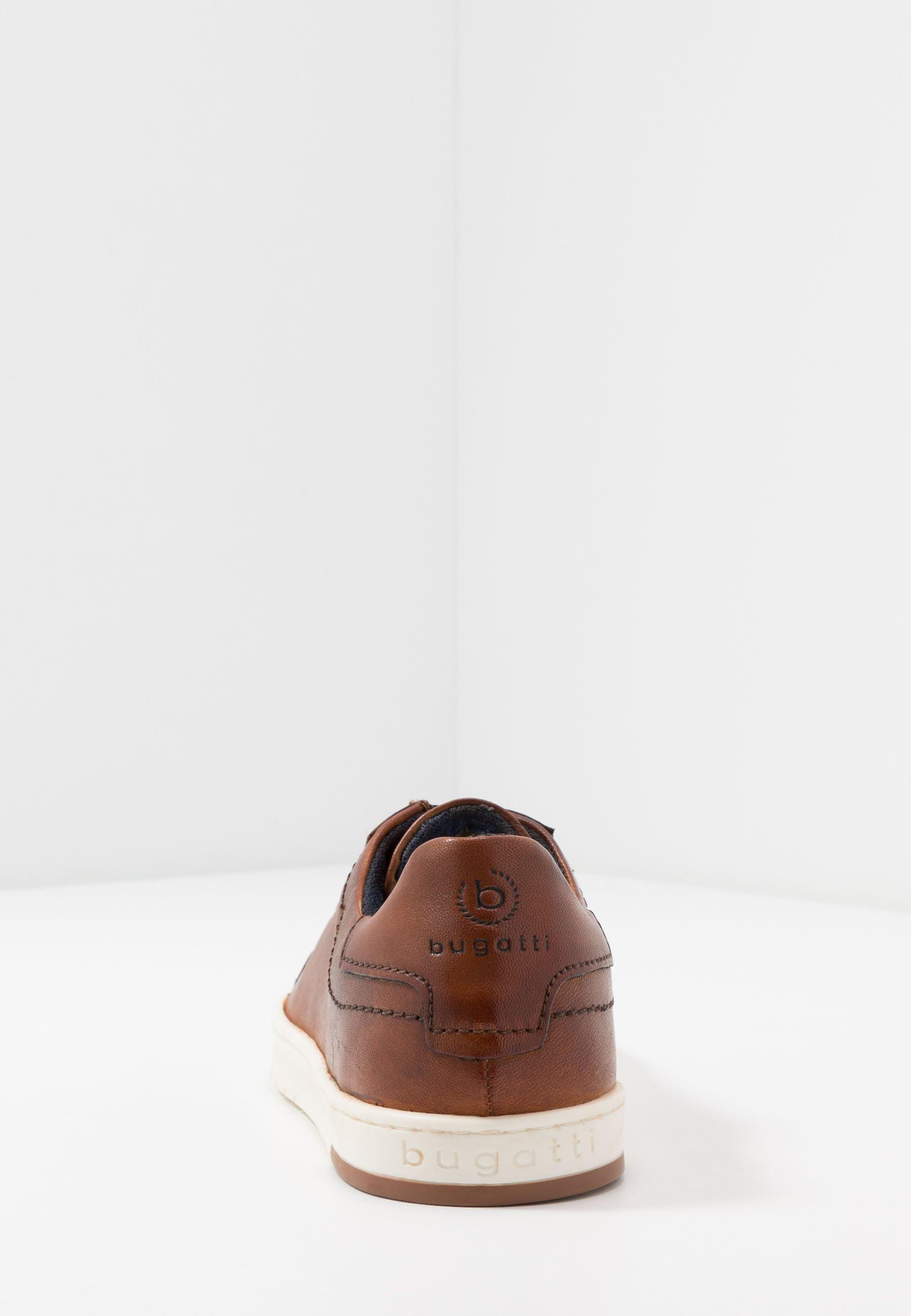Bugatti ORAZIO - Sneakers - cognac rglA1