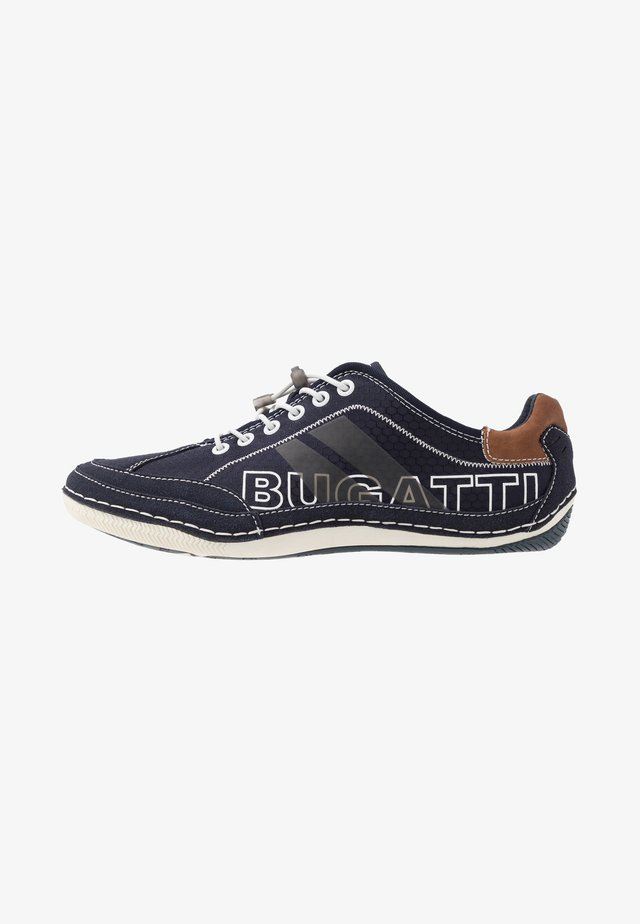CANARIO - Matalavartiset tennarit - dark blue