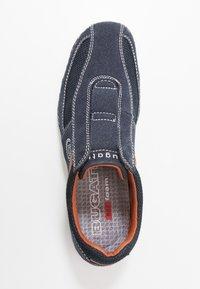 Bugatti - CANARIO - Slip-ons - dark blue - 1