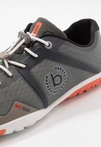 Bugatti - WATERTREK - Trainers - grey - 5