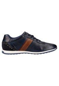 Bugatti - Trainers - dark blue/cognac - 6