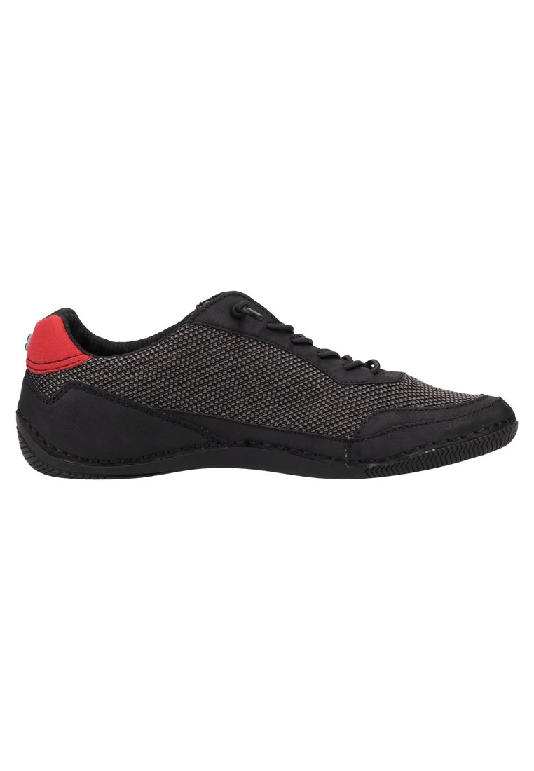 Bugatti Sneakersy niskie - black
