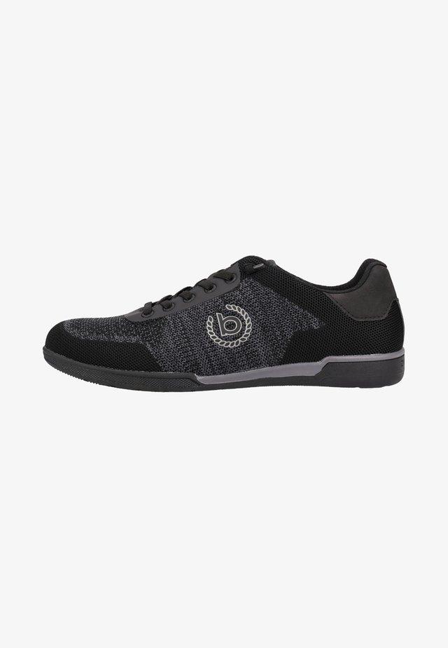 Baskets basses - black/dark grey