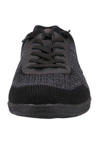 Bugatti - Trainers - black/dark grey - 5