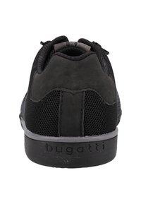 Bugatti - Trainers - black/dark grey - 3