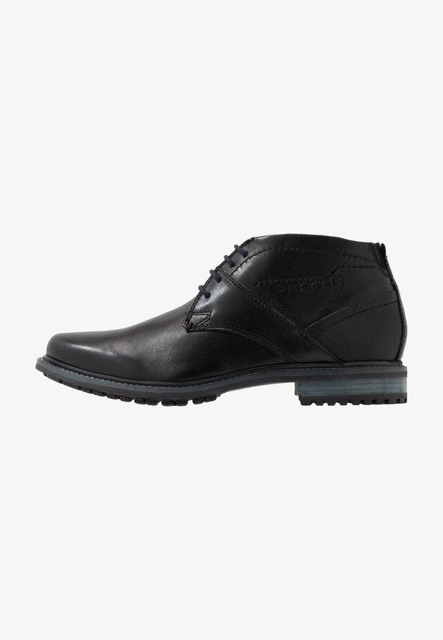 RELIAS EVO - Chaussures à lacets - black/grey