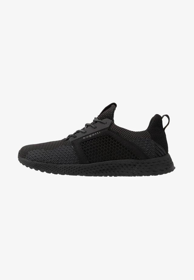 JAVA II - Sneakers - black/dark grey
