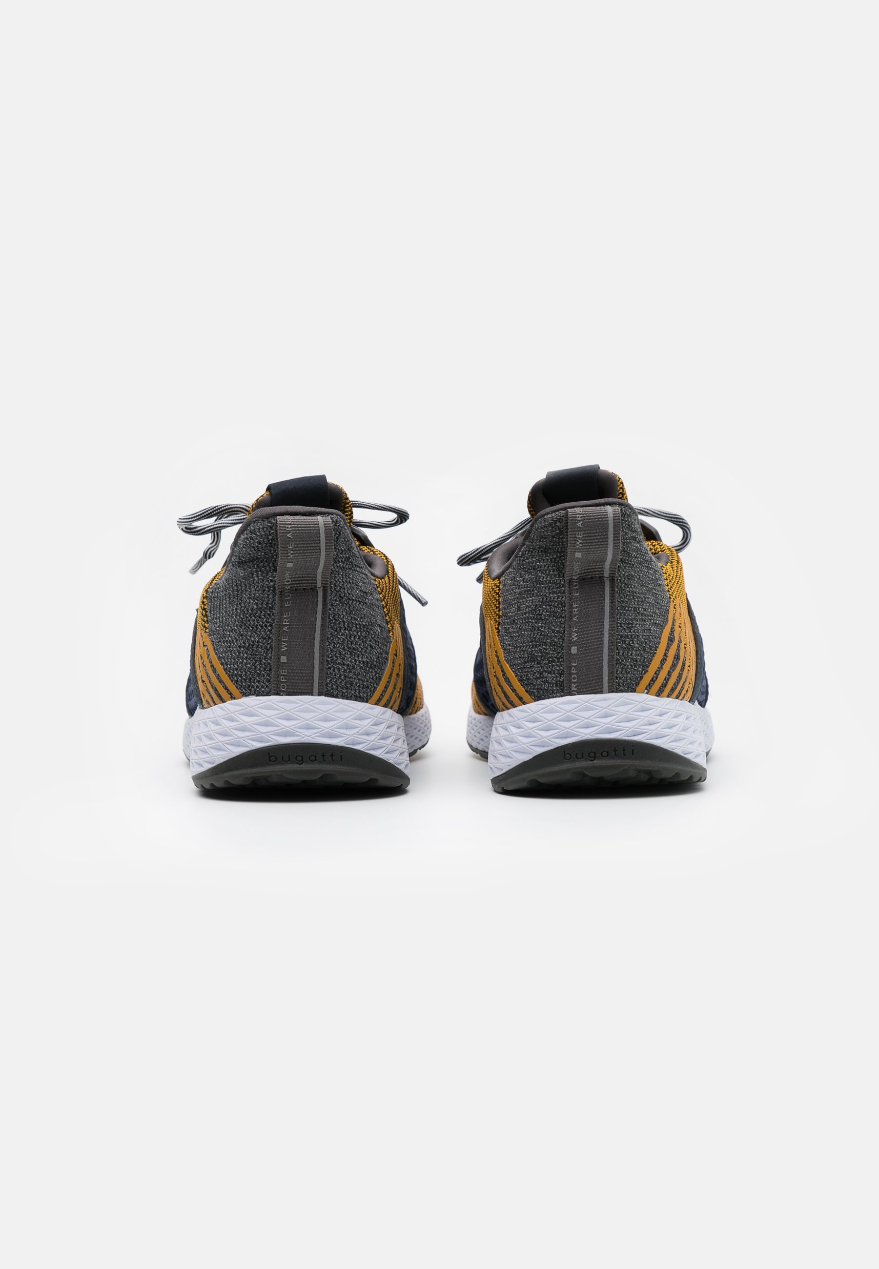 JAVA Sneakers laag yellow