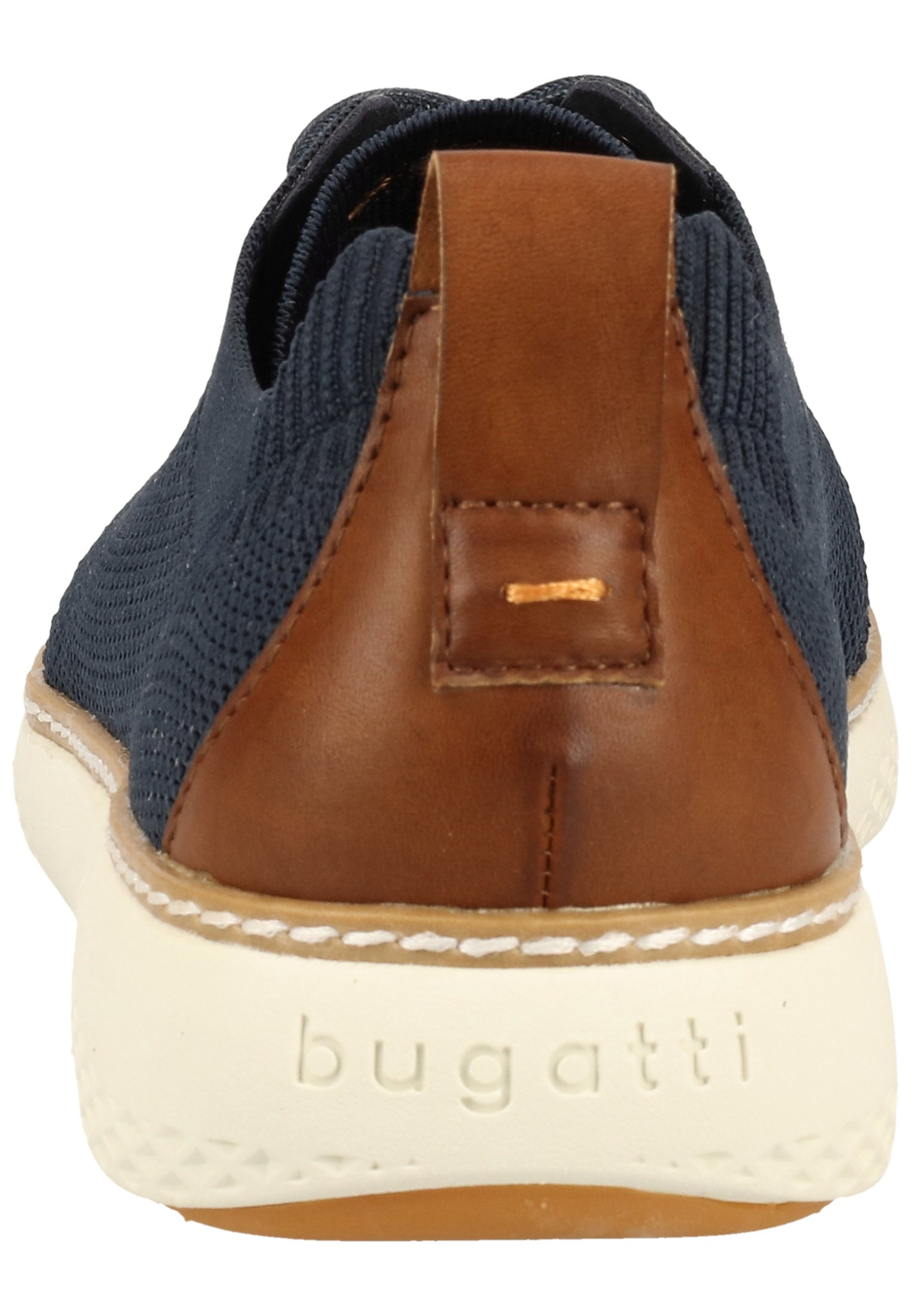 Bugatti Baskets Basses - Dark Blue