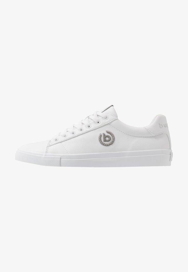 GANG - Sneakersy niskie - white