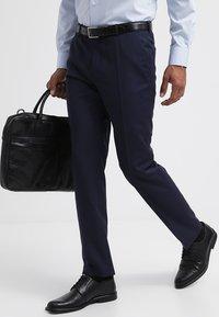 Bugatti - Pantalon de costume - blau - 3