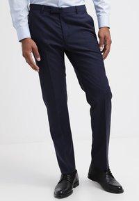 Bugatti - Pantalon de costume - blau - 0