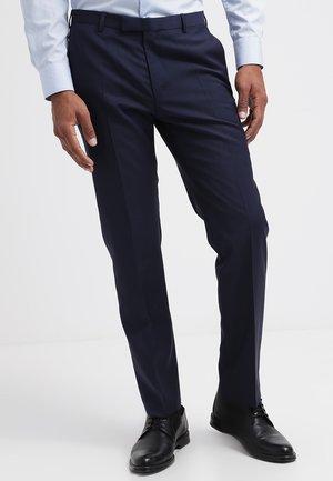 Pantalon de costume - blau