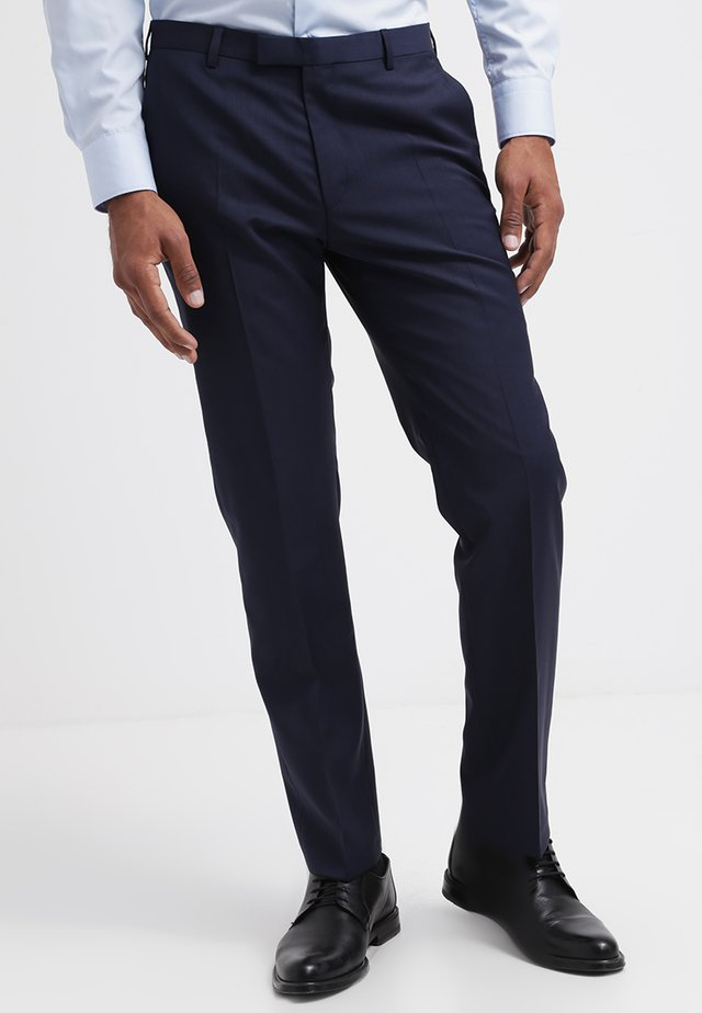 Anzughose - blau