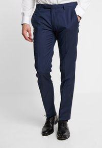 Bugatti - SLIM FIT - Suit - blau - 4