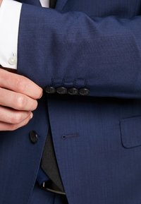 Bugatti - SLIM FIT - Suit - blau - 7