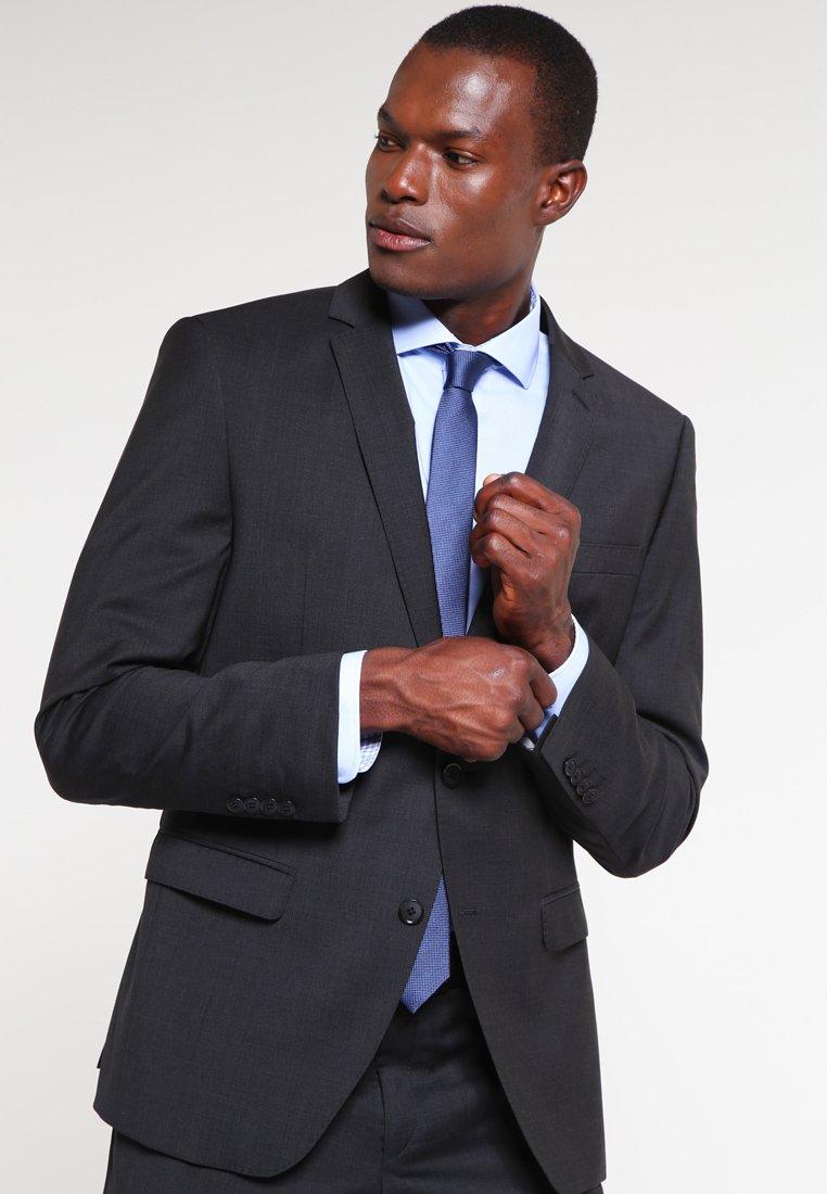 Bugatti - SLIM FIT - Suit - anthrazit