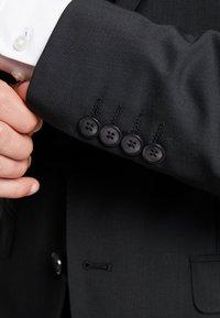 Bugatti - SLIM FIT - Traje - schwarz - 10