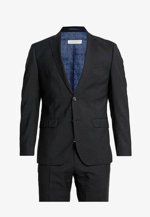 SLIM FIT - Suit - schwarz