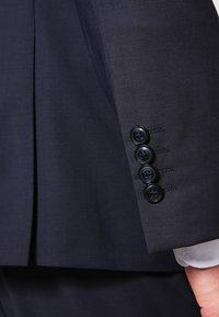 Bugatti - SLIM FIT - Veste de costume - marine - 5