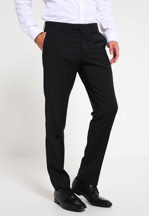 Pantalon de costume - black